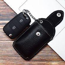 Car Keychain Wallet-Case Keyring-Card-Bag Key-Organizer Card-Holder Fashion Women 1PC