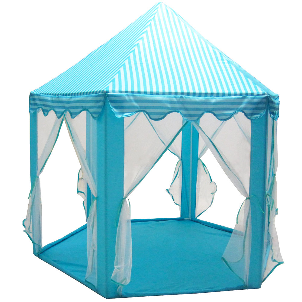 Play Tent for Kids Baby Ball Pool Tipi Tent Children Play House Boy Girl Princess Castle Indoor Outdoor Chidren Gifts beach tent (14)