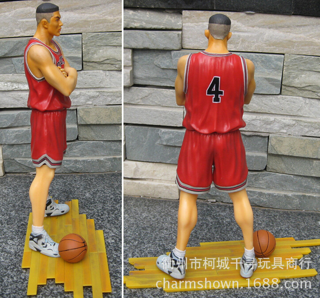 29cm Slam Dunk Action Figures PVC brinquedos Collection Figures toys for christmas gift free shippiing