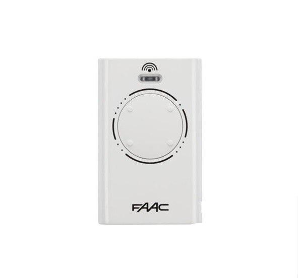 2PCS  For FAAC XT4 868 SLH LR (XT4 868SLH) garage door remote control gate opener 2PCS  For FAAC XT4 868 SLH LR (XT4 868SLH) garage door remote control gate opener