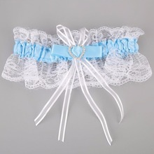 Wedding Lace Heart-shaped Garter