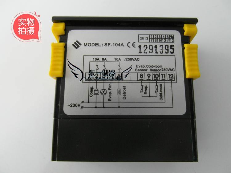Zhongshan Shang Fang SF-104A  Cold storage controller temperature controller Temperature Controller mayoral платье