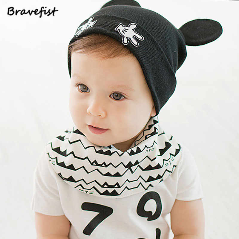 f872ddffc Detail Feedback Questions about New Mickey Newborn Caps 100% Cotton ...