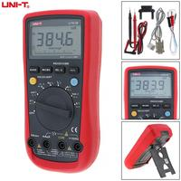 UNI T New UT61B 3999 Counts LCD Display Precision Digital Multimeter With RS232C USB Standard Interface