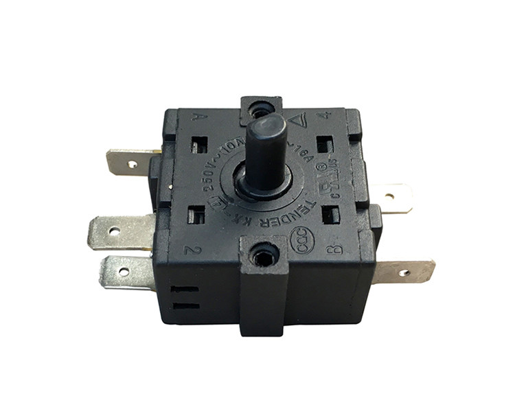 1 PCS Electric Room Heater 3 Position 3 Pin 5Pin Rotary Switch Selector AC 250V|selector rotary switch|selector switch|switches electrical - AliExpress