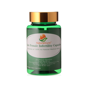 NaturalCure Cure Female Infertility Caps-ules, Protect Womb Functions, Return Young Age of the Womb, Regulate Ovulation