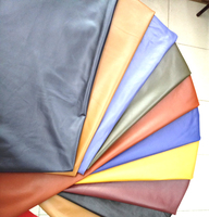 Junetree Genuine sheep skin leather for handbag material and leather craft soft whole skin leather craft