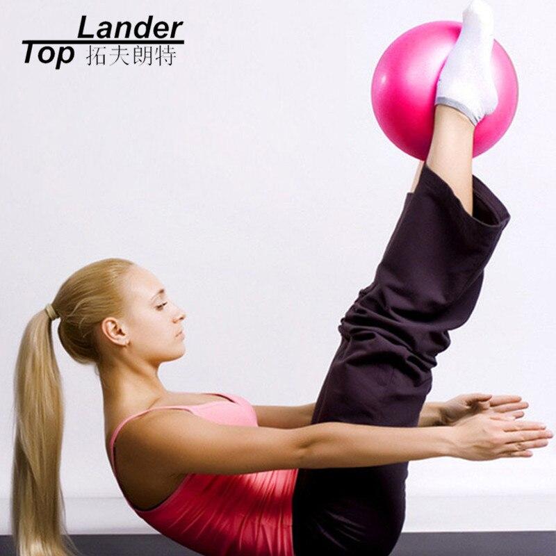 Fitball 25cm Mini Pvc Pilates Yoga Ball Physical Gym