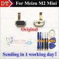 Alta qualidade new home botão de substituição para meizu m2 mini cell phone frete grátis e ferramentas
