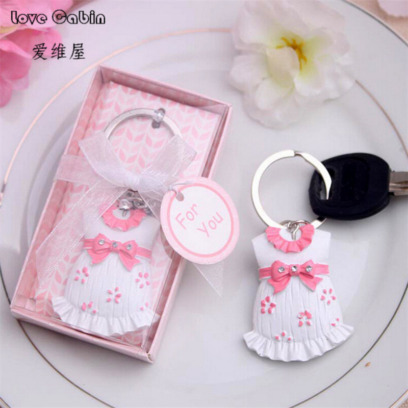 Amazing little onesie key chain favor for baby birthday gift baby shower favors Air mail 30pcs