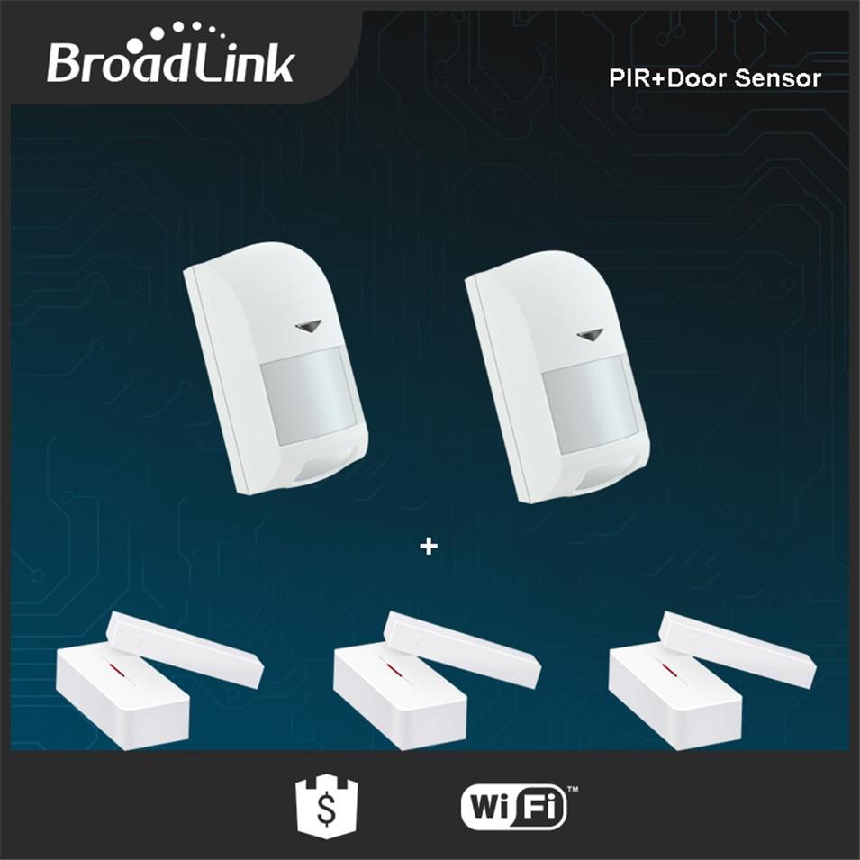 Здесь продается  Broadlink PIR Motion Sensor Door Sensor S1C Accessories Alone SmartONE Smart Home Sensor Contorl by IOS and Android via SIC Host  Бытовая электроника