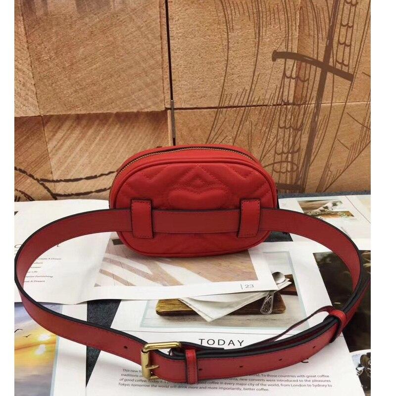 Sacs À Main de luxe Femmes Sacs Designer Taille Sac Fanny Packs Lady Ceinture Sacs de Femmes Célèbre Marque de Poitrine Sac À Main D'épaule sac Bourse