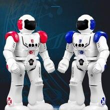 Impulls 9930 rc робот механическая полиция умный song дистанционное