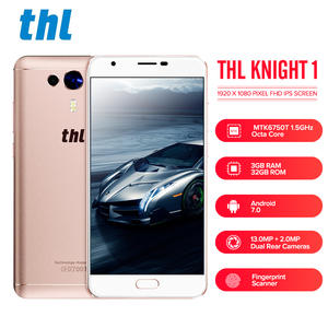 THL Knight 1 4G Smartphone 5.5 Inch Android 7.0 MTK6750T 1.5 GHz Octa Core 3 GB