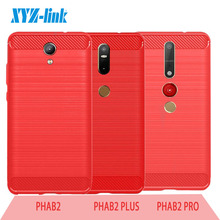 XYZ-LINK Original Soft TPU Phab 2 Case For Lenovo Plus for Phab2 pro Protective Cover PB2-650N PB2-670N PB2-690N