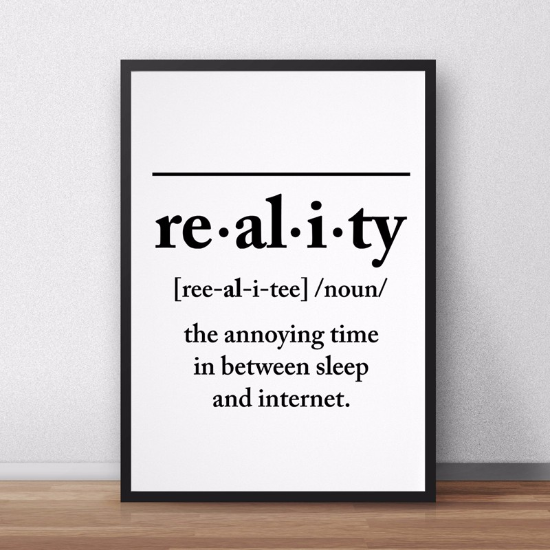 Wall Art Posters hot reality definition, definition wall art posters and prints