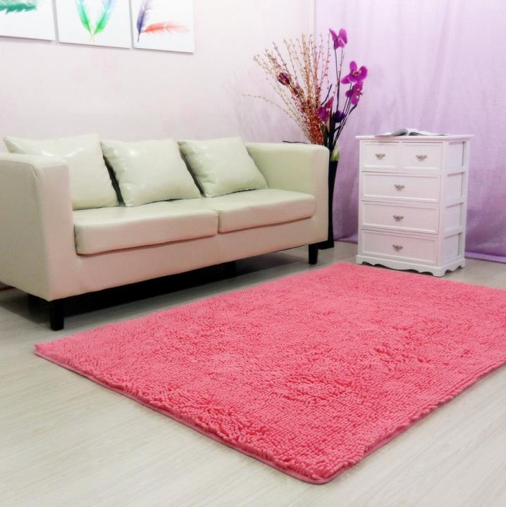 120X160CM Microfiber Chenille Carpet For Living Room Soft Home Bedroom Rugs And Carpets Coffee Table Area