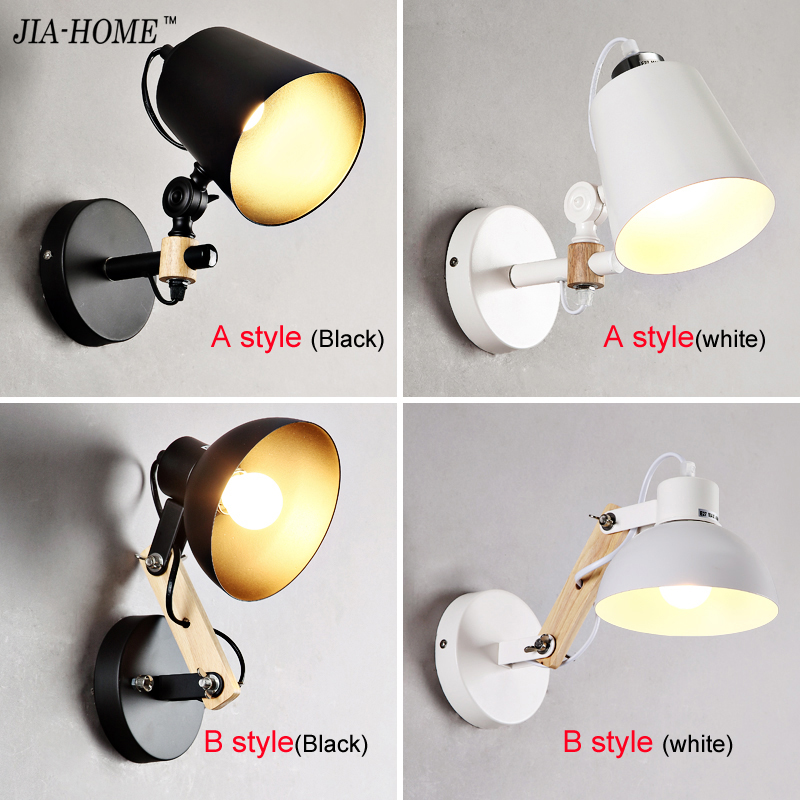 Modern Sconce Lighting Wall Mounted Bedside Reading Light Creative Wall lamp Living Room Foyer Home Lighting Rustic Wall Sconces modern lamp trophy wall lamp wall lamp bed lighting bedside wall lamp