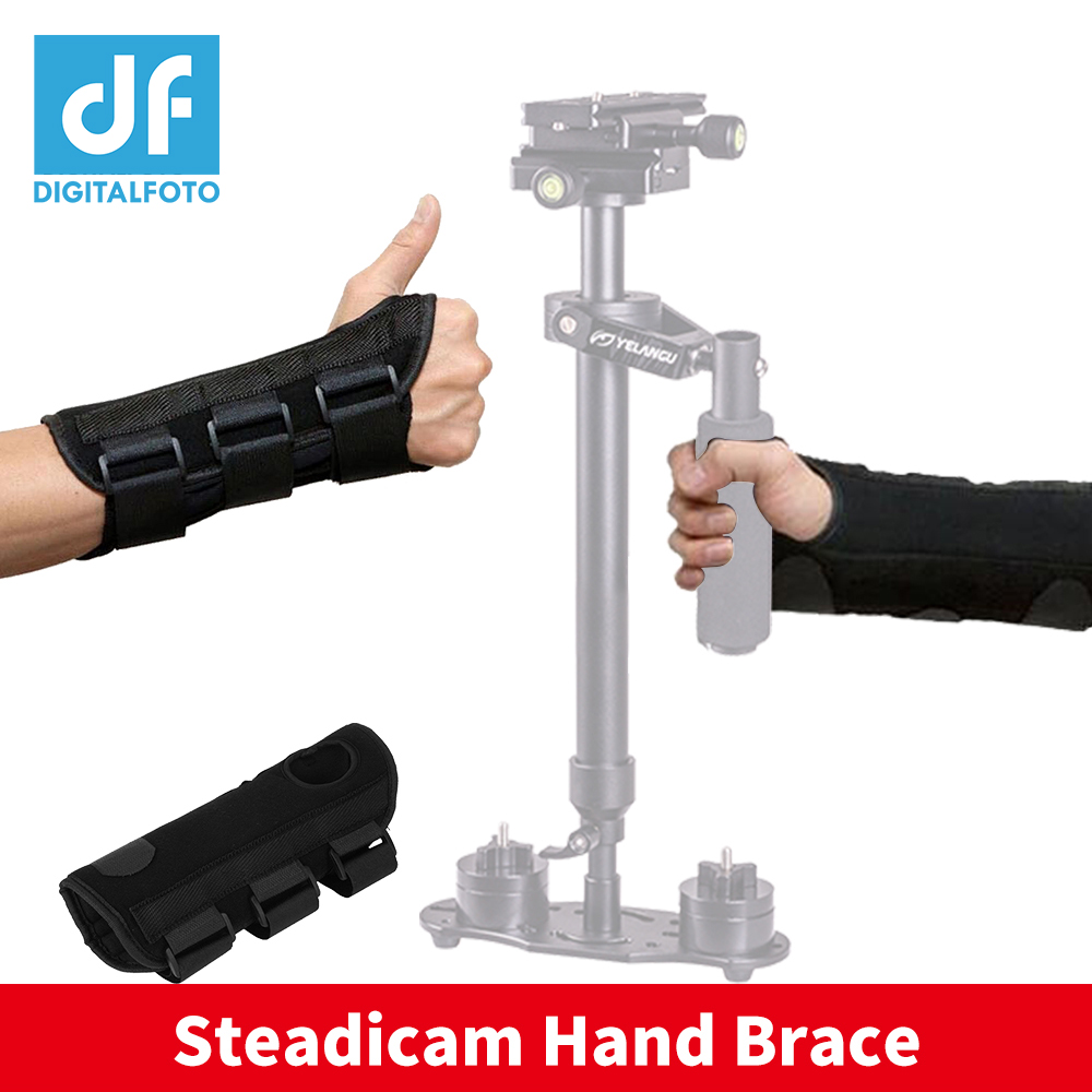 DF DIGITALFOTO Stabilizer Arm Brace Wrist Support Protective Hand Brace Tool For DSLR Steadicam Camera S40 S60 Stabilizer