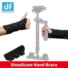 DF DIGITALFOTO Stabilizer แขนรั้งข้อมือสนับสนุนมือป้องกันรั้งสำหรับกล้อง DSLR Steadicam กล้อง S40 S60 Stabilizer