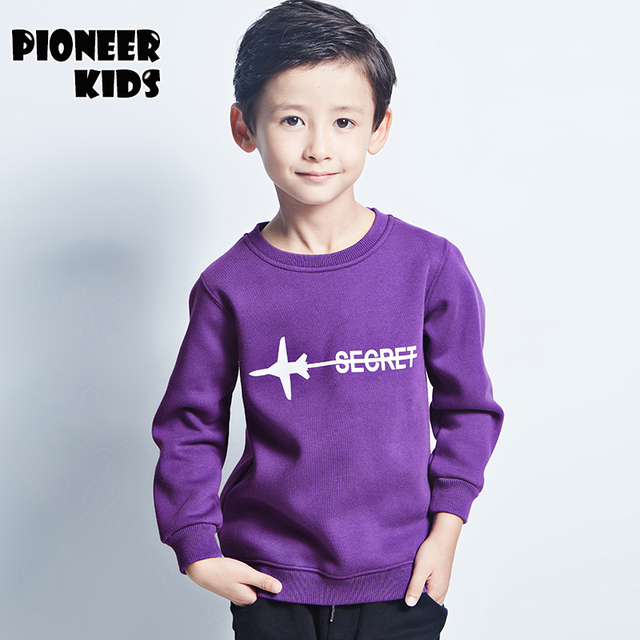 Pioneer kids 2016 new arrival fashion bobo choses boys sweatshirt  jackets kids coats children boys  best quality Sweatshirts