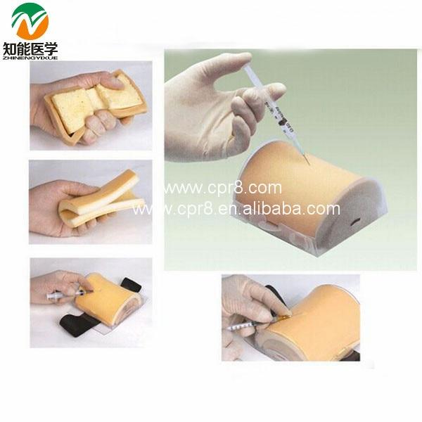 BIX-HL  Lntramuscular Lnjection Training Pad  Medical Aids WBW143 bix lv10 medical education training