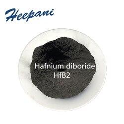 Бесплатная доставка Hafnium diboride HfB2 порошок для высокотемпературных стойких сплавов и керамических материалов