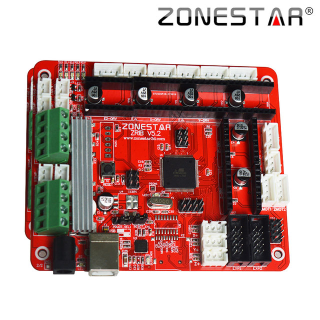 ZONESTAR 3D Printer Controller Control Board Motherboard ZRIB Compatible With Ramps V1 3 V1 4 ATMEGA2560_640x640 aliexpress com buy zonestar 3d printer controller control board Desktop Computer Wiring Diagram at readyjetset.co