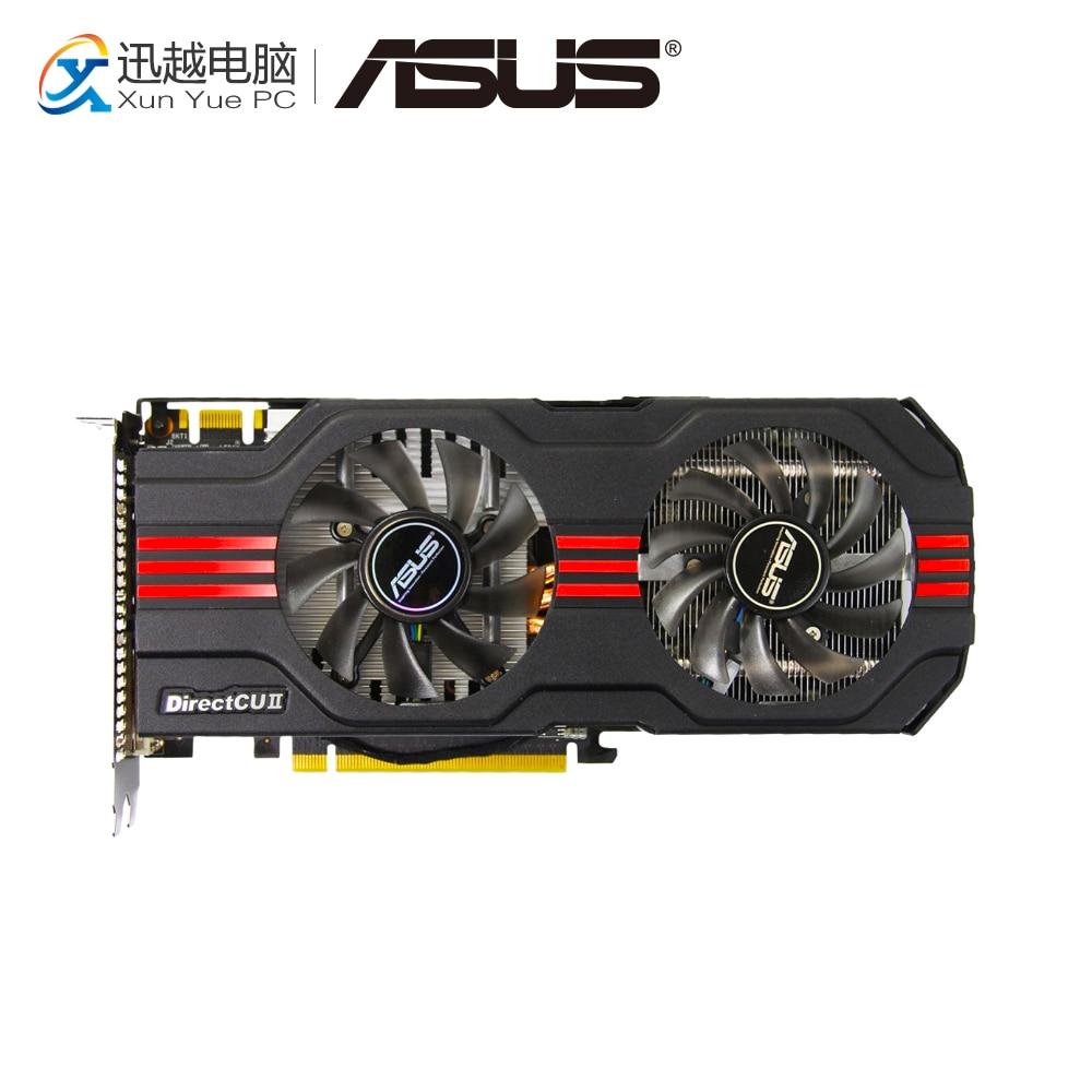 цена на ASUS ENGTX560 Ti DCII TOP/2DI/2GD5 Original Graphics Cards 256 Bit GTX 560 Ti GDDR5 Video Card DVI Mini HDMI For GTX560 Ti