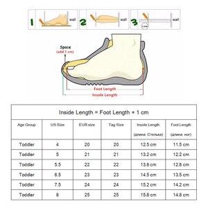 Image 5 - Apakowa sandales à bout fermé pour petites filles, chaussures dété à crochet et boucle, chaussures de plage, pour la fête, voyage, avec Support en arc