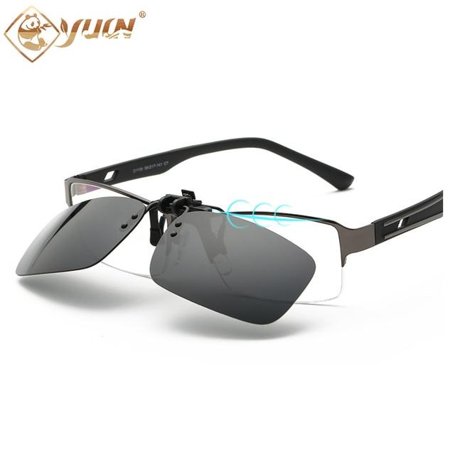 d3c1891b21987 Venta caliente gafas de sol polarizadas lente extraíble gafas lente marco  óptico lentes de colores para