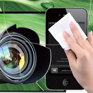 Image 3 - Zeiss مناديل تنظيف عدسة مبللة مسبقا لعدسات النظارات الشمسية عدسات الكاميرا مناديل تنظيف الملابس حزمة من 20ct