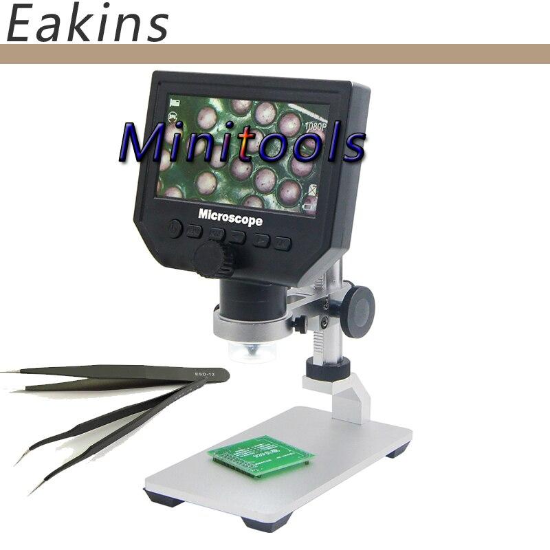 G600 3 6MP 1 600X Portable USB font b Digital b font Electronic font b Microscope
