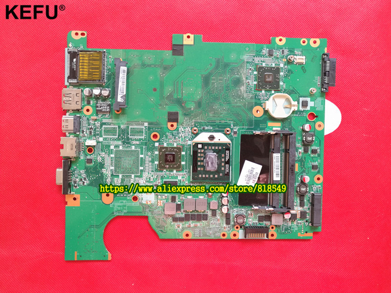 577065-001 Laptop Motherboard Fit For Hp compaq CQ61 G61 Notebook PC sysmte board UMA , with free processor ! free shipping new original for hp compaq cq61 g61 cq71 g71 cpu cooling fan with heatsink 534675 001 532605 001