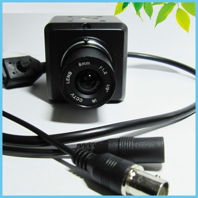 CCD DIY Hunting Night Vision Camera IR Filter OSD Menu with 25mm ...