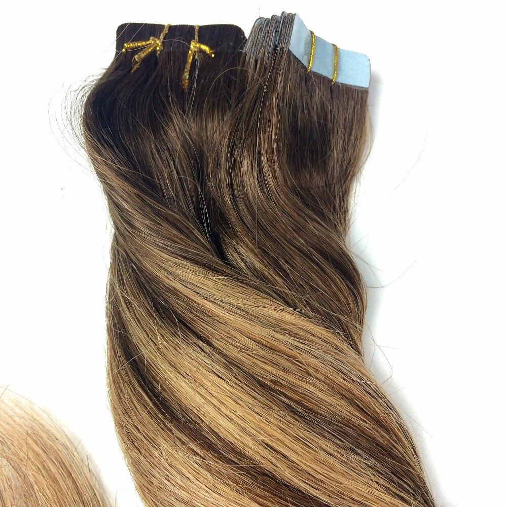 Balayage Highlights On Straight Hair