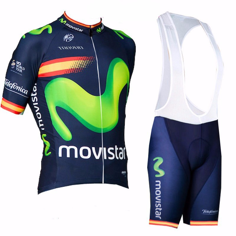 ФОТО 2017 New Movistar Summer Short Pro Ropa Ciclismo tights team cycling jerseys shirt cycle clothes MTB bike Clothing bicycle set
