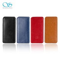 AK Protective Leather Case For Shanling M3s MP3 Music Player