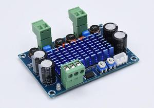 Image 3 - XH M572 TPA3116 D2 2*120 W yüksek güç dijital HIFI amplifikatör kurulu Ses AMP