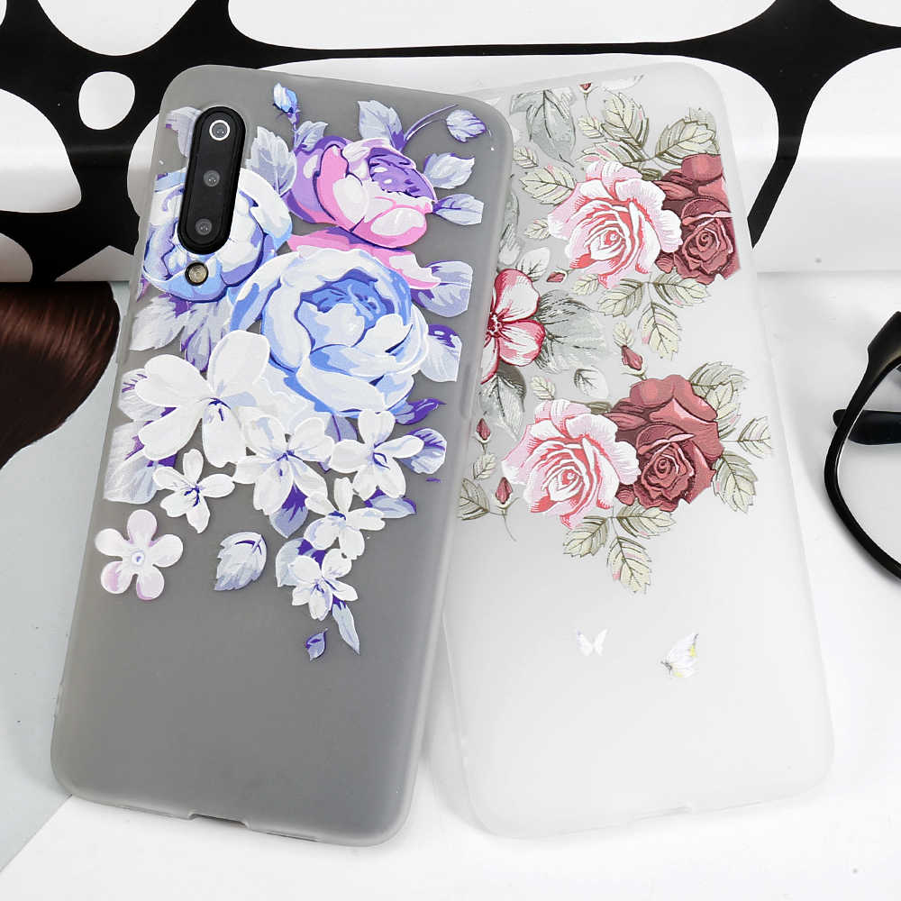 For Samsung C5 C7 C9 Pro C8 C10 Plus Case Red Purple Rose Tpu Cover For Samsung Galaxy A3 A5 A7 2016 2017 A9 A6 A8 Plus 2018 A8S