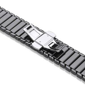 Image 4 - ل huawei GT ساعة سيراميك حزام SIKAI 22 مللي متر الفرقة ل honor السحر ticwatch برو