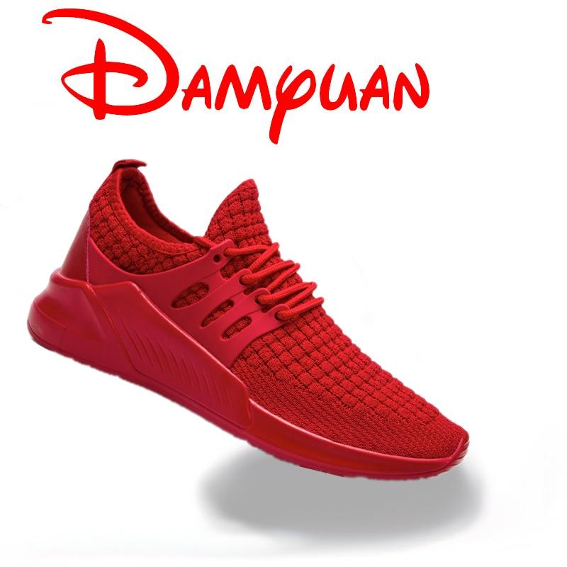 Pure Breathable Leisure Footwear 46 Vogue Mesh Footwear Easy Model Tied Males's Footwear Huge Plus Dimension 45 Footwear
