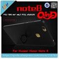 Para huawei honor nota 8 fosco shell novo design suporte função lava matte pc hard case para huawei honor nota 8 disco caso