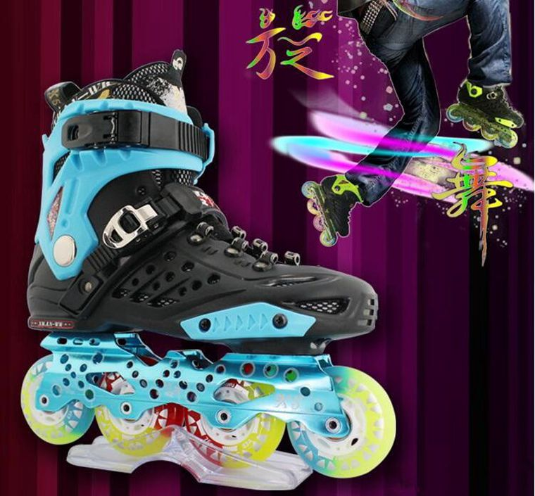 Hot! Inline Skates Patines for Child Adults Daily Skating Sports with 85A PU Wheels ABEC-7 Bearing Aluminium Alloy Frame Base professional speed skate shoes inline skates frame adults kids roller skating boots frame aluminium alloy frame