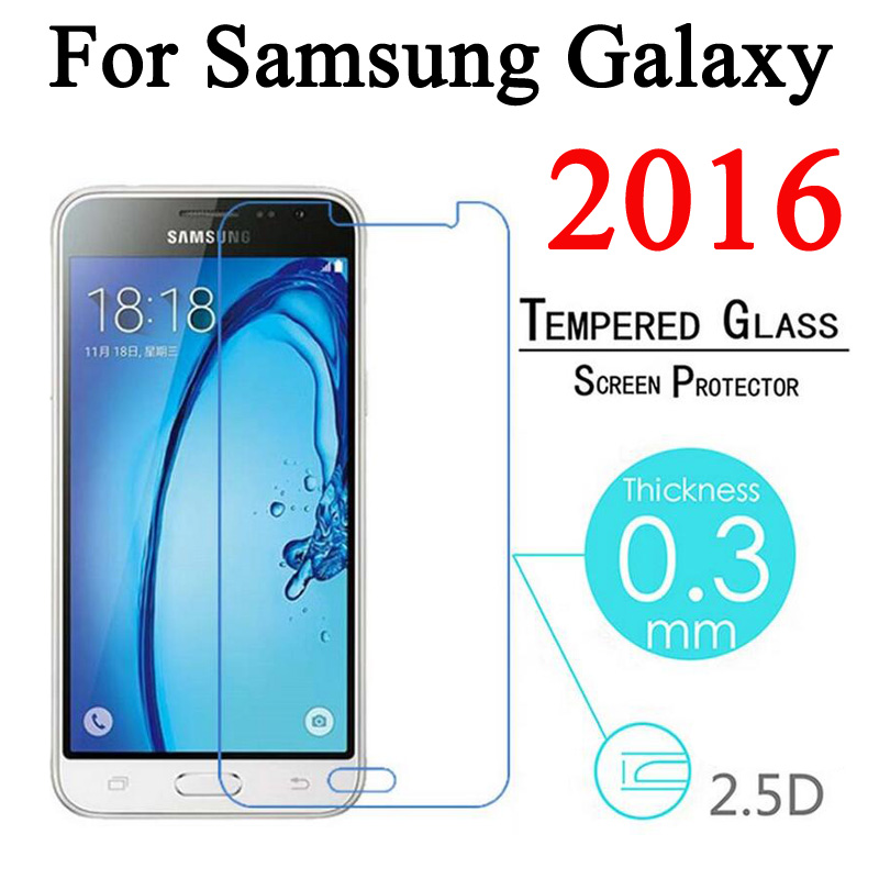 For Samsung Galaxy 2017 A3 A5 A7 J3 J7 2016 J1 J2 J5 Tempered Glass A320 A520 A7 J1 J2 J3 J5 Anti Shatter Screen Protector Film