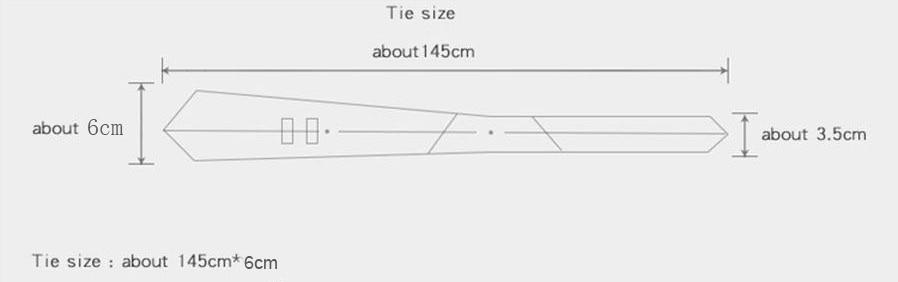 6cm silk