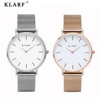 Reloj Mujer Fashion Women Watches Brand Klarf Women S Bracelet Watch Lady Quartz Wrist Watch Women