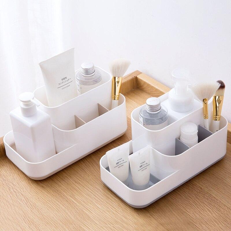 Cosmetics Compartment Storage Stationery