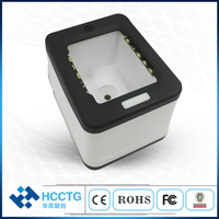 Afbeelding 2D Barcode Scanner Platform 1D/2D/QR Bar Code Scanner telefoon Autoscanner Reader Presentatie USB Interface Voor retailer-in Scanners van Computer & Kantoor op