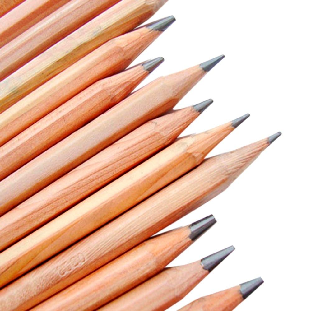 12 Pcs Hitam Pensil Inti Set Anak Remaja Dewasa Profesional Pinsil Kayu Menggambar Sketsa Dalam Kotak Hb 2b 3b 4b 5b 6b 7b 8b 9b H 2 3 Di